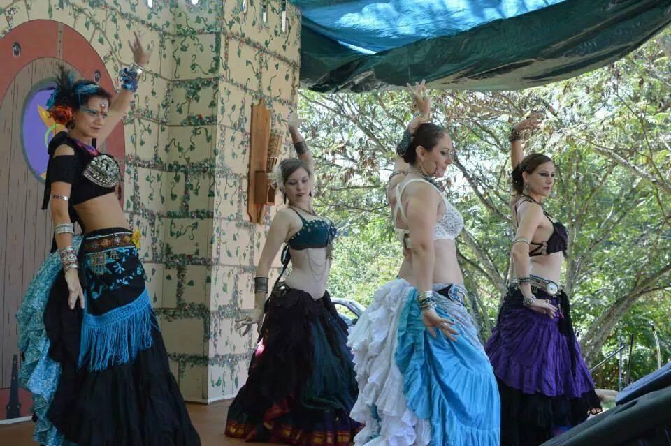 Discordia Arts performing at ECRF