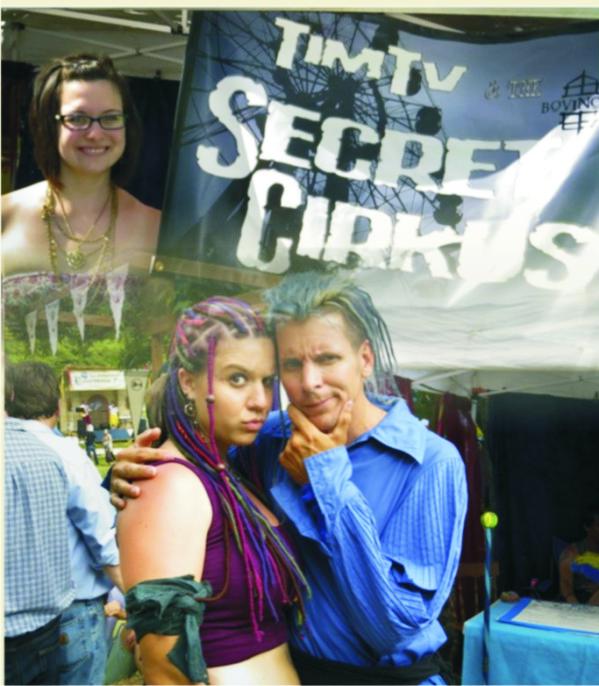TimTV and The Secret Cirkus