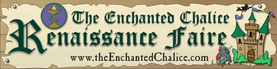 The Enchanted Chalice Renaissance Faire Logo