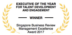 Executive of The Year 2017