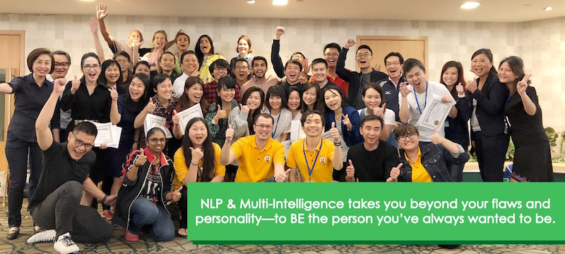 Certified NLP Practitioner at Mind Transformations, Class of 2017 December
