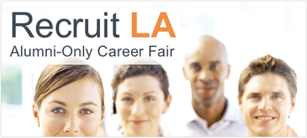 MyWorkster's Recruit LA Alumni Job Fair