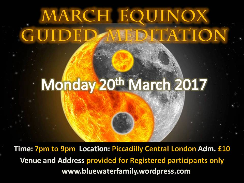 March Equinox Guided Meditation 2017