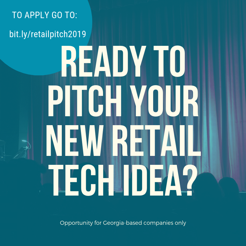 ATDC retail tech pitch