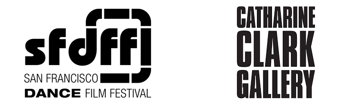 SFDFF / Catharine Clark Gallery Logos