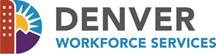 Denver Workforce Services Logo Color