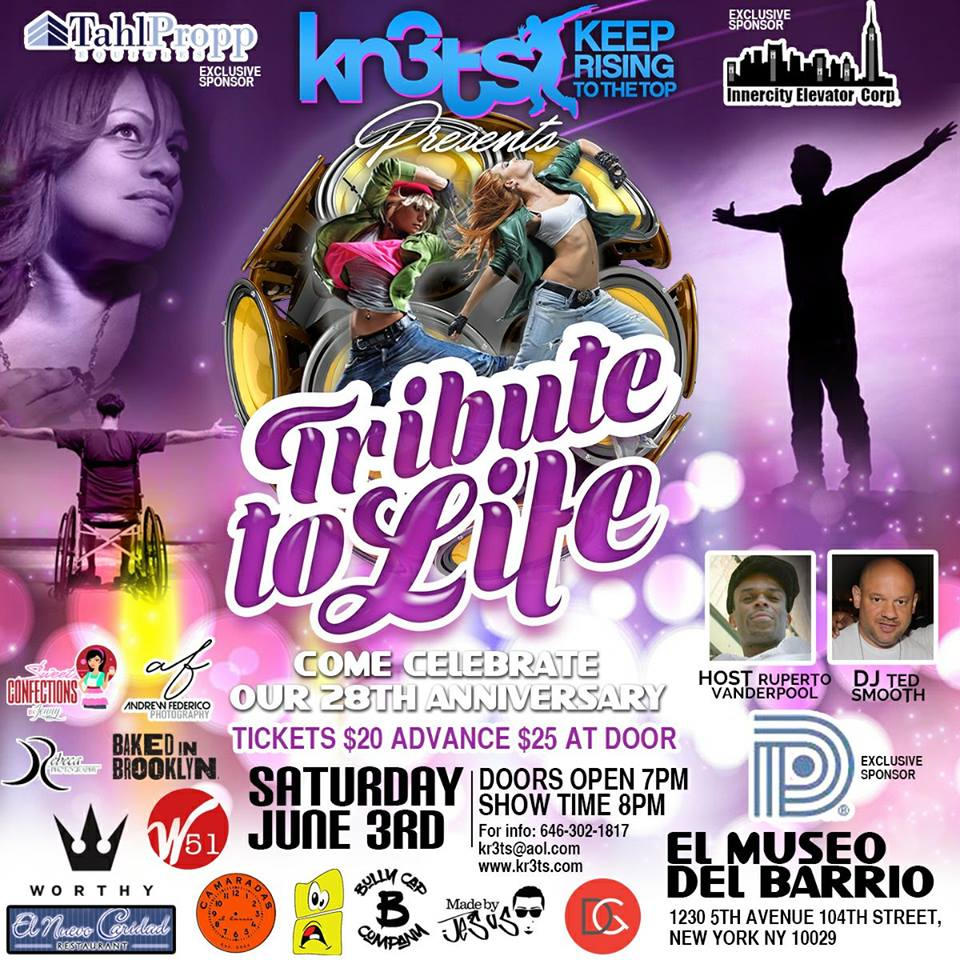 KR3TS: Tribute To Life - The 28th Anniversary Concert