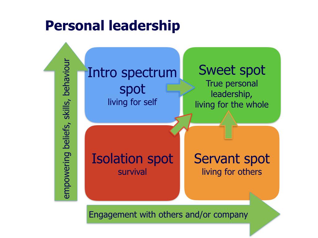 personal leadership christoffel sneijders