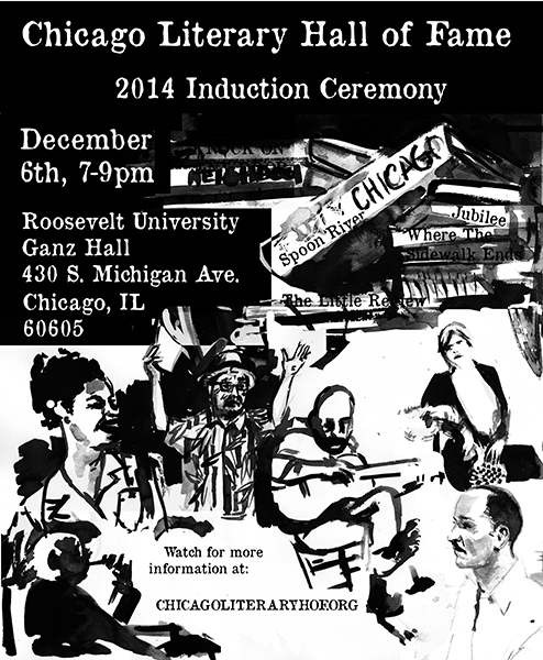 2014 Induction Poster