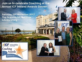 ICF Ireland Awards 2017