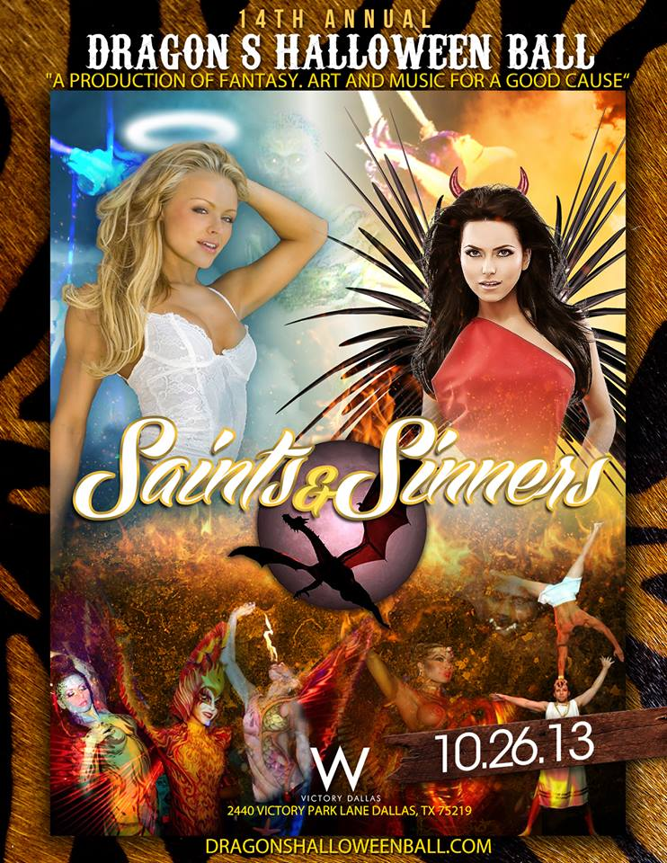 DHB 2013 Saints & Sinners Flyer
