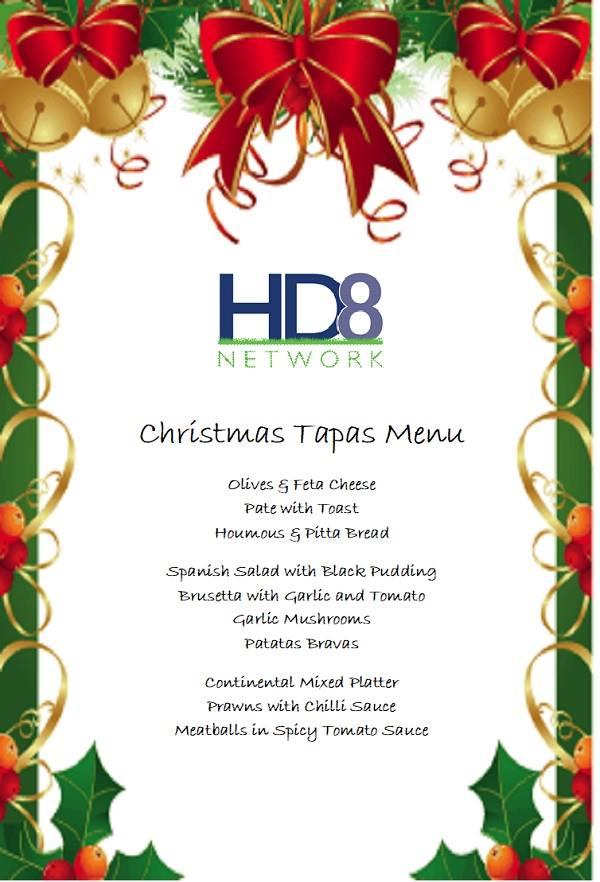 HD8 Network Christmas Do
