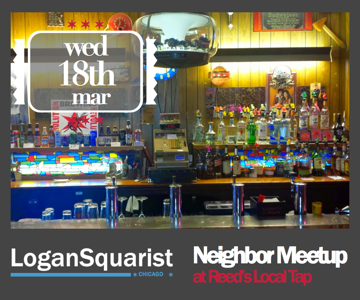 LoganSquarist Neighbor Meetup @ Reed's Local | Chicago | Illinois | United States