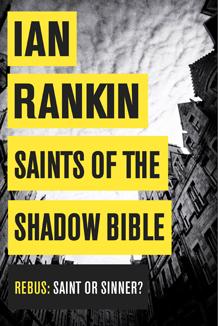 Ian Rankin Saints book cover