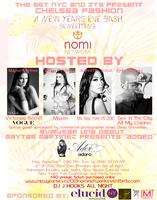 Chelsea Fashion: A New Years Eve Nomi Network Celebration