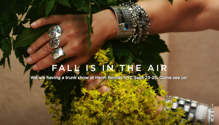 trunk show with jewelry designer amy conway at henri