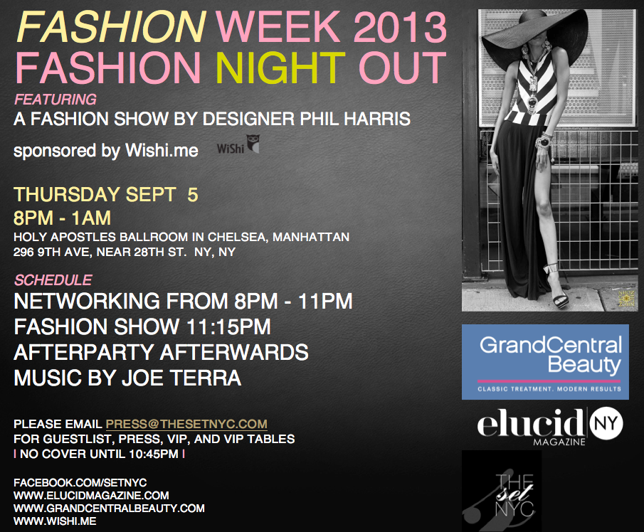New York Fashion Week Sept  Tickets