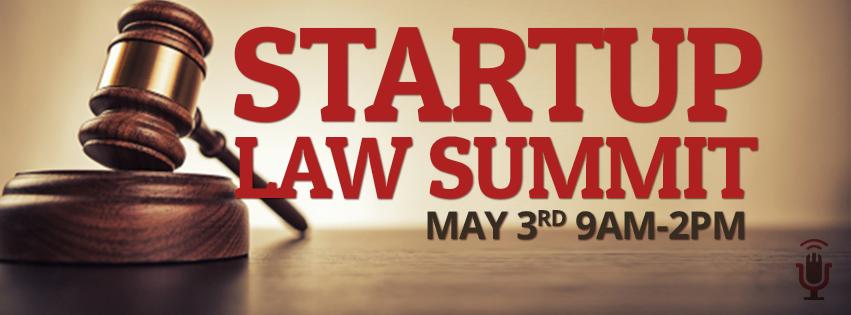 Startup Law Summit 2014