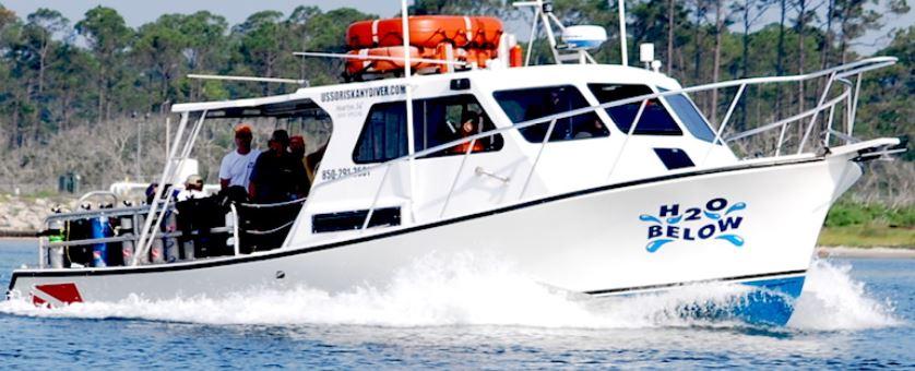 h2obelowboat