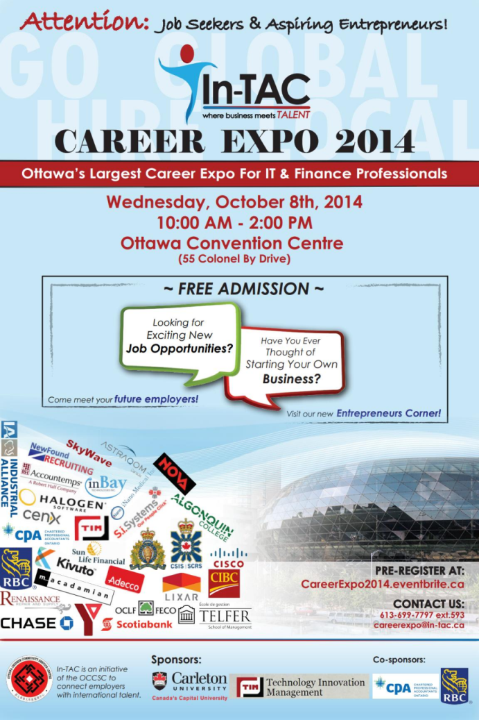 In-TAC Career Expo 2014