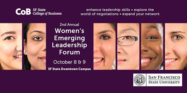 2nd Annual Women's Emerging Leadership Forum Logo