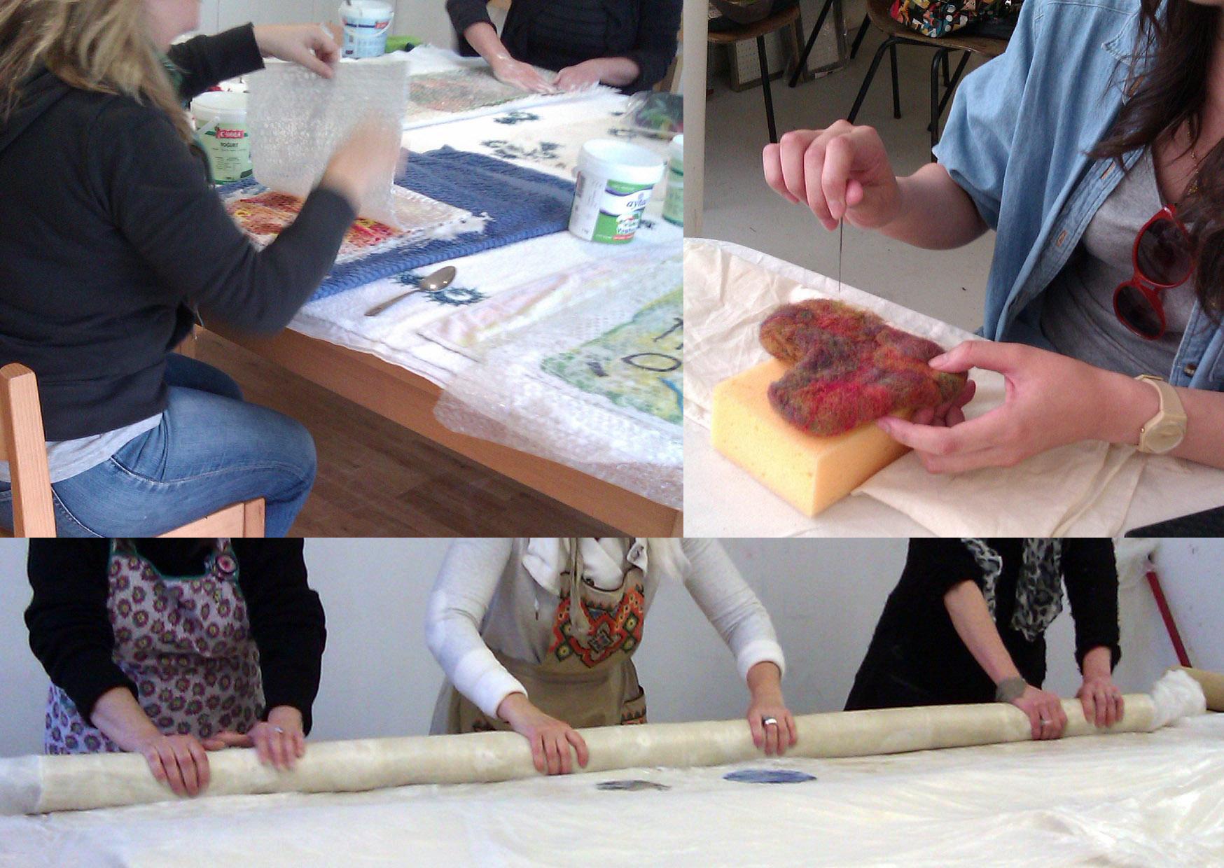 Beginners Feltmaking Workshop