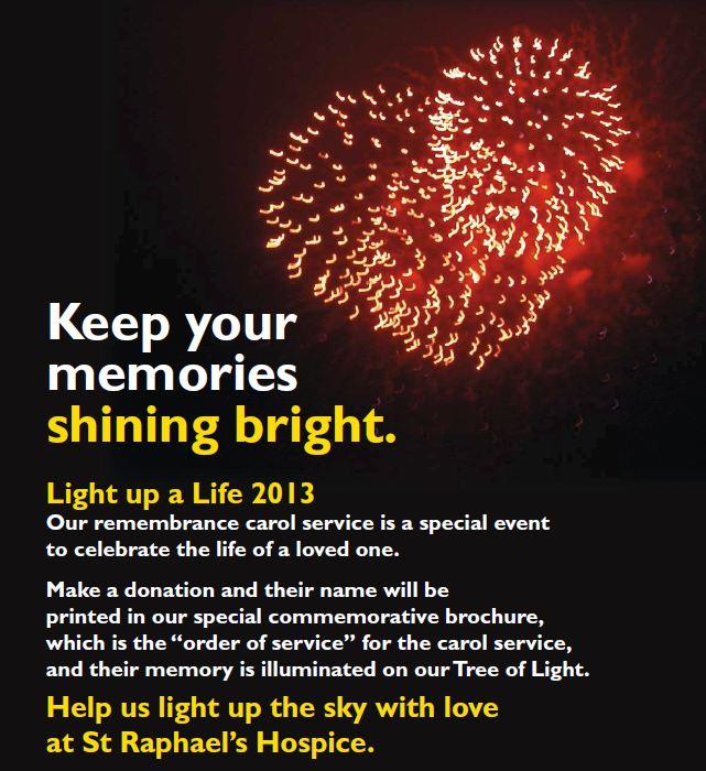 Light Up A Life 2013