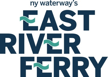 [EAST RIVER FERRY LOGO]