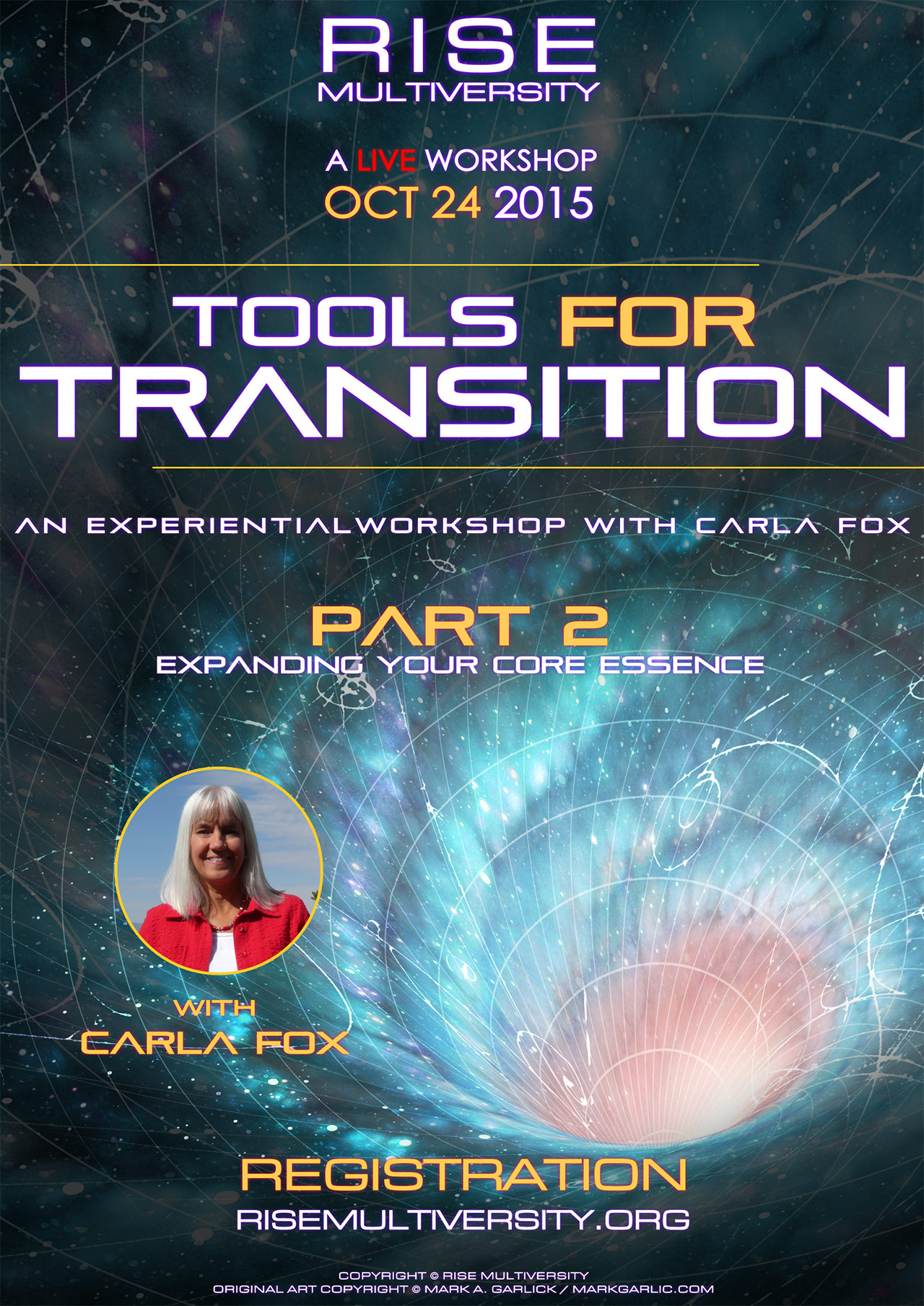 Tools For Transitions Part 2