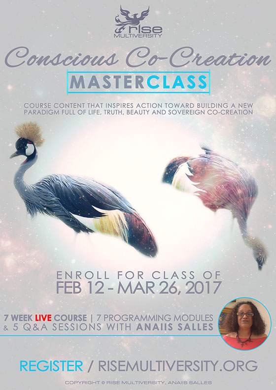 Anaiis Salles Master Class