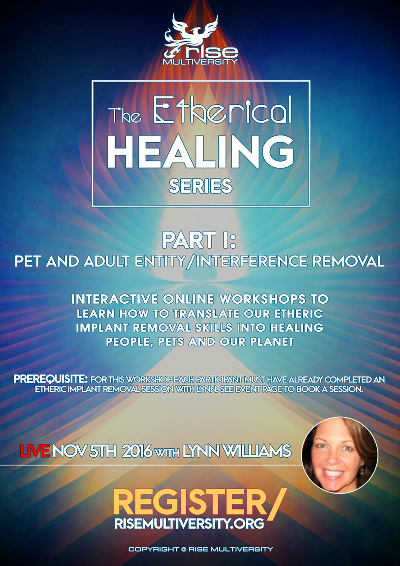 The Etheric Healing Series