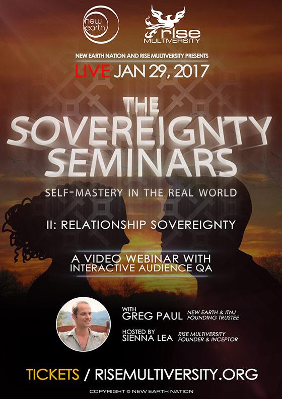 Relationship Sovereignty