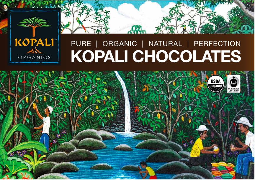 Kopali Organics Chocolates