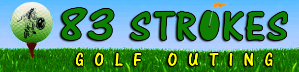 83 Strokes Golf Outing