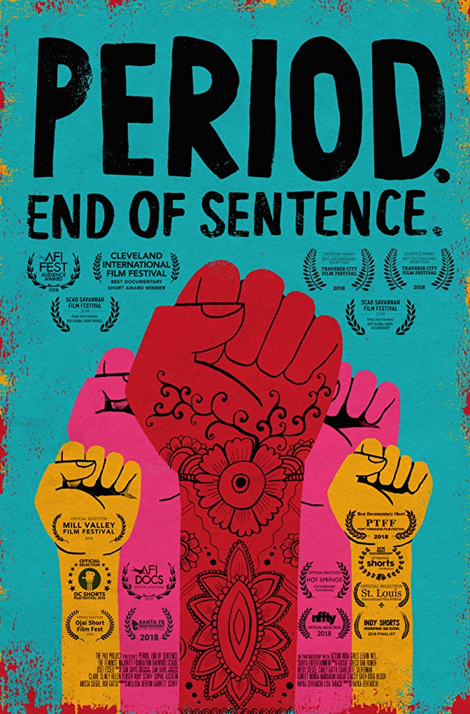Period. End of Sentence poster