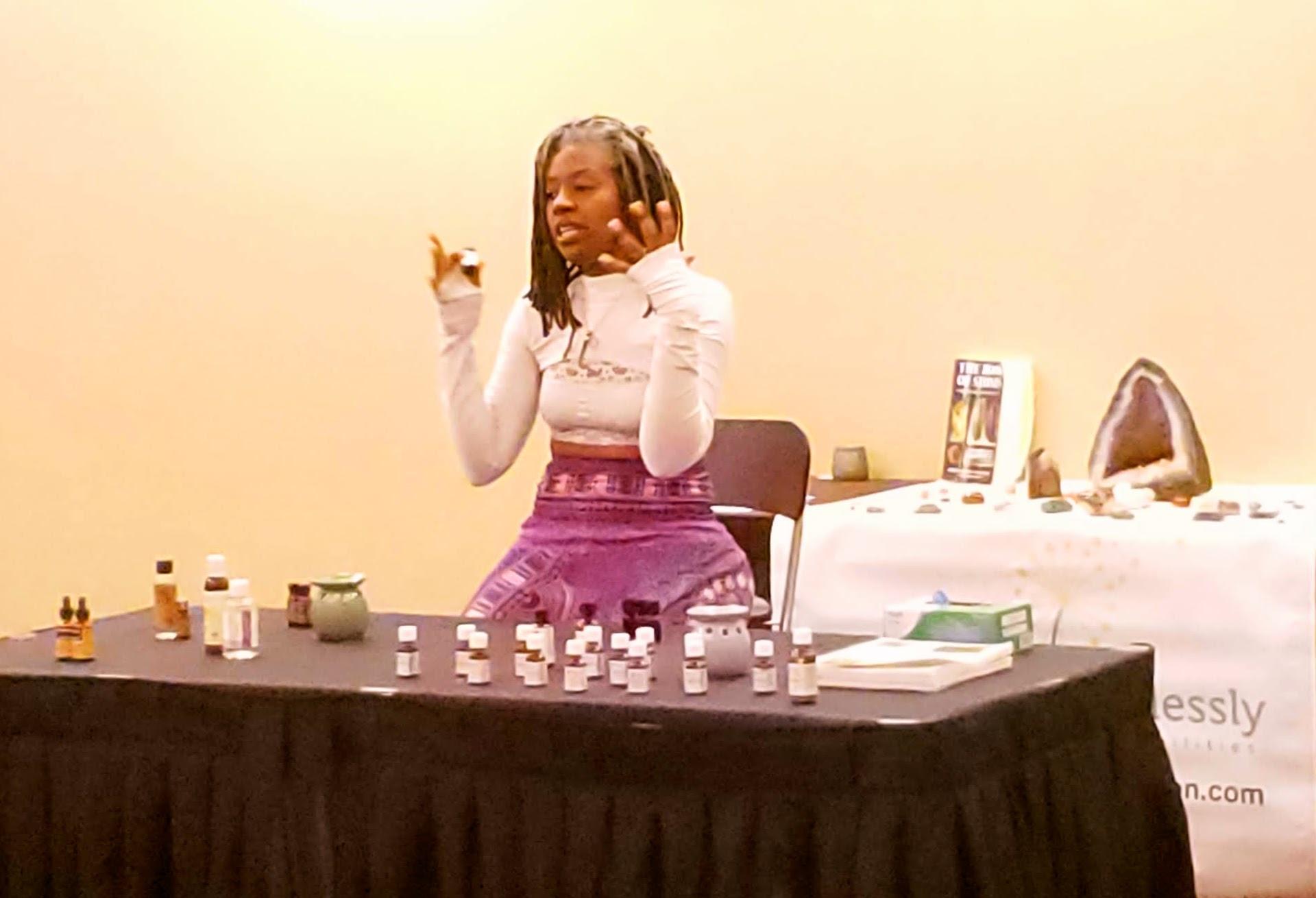 Crystals & Oils: A Deeper Understanding @ Doubletree Atlanta Northlake