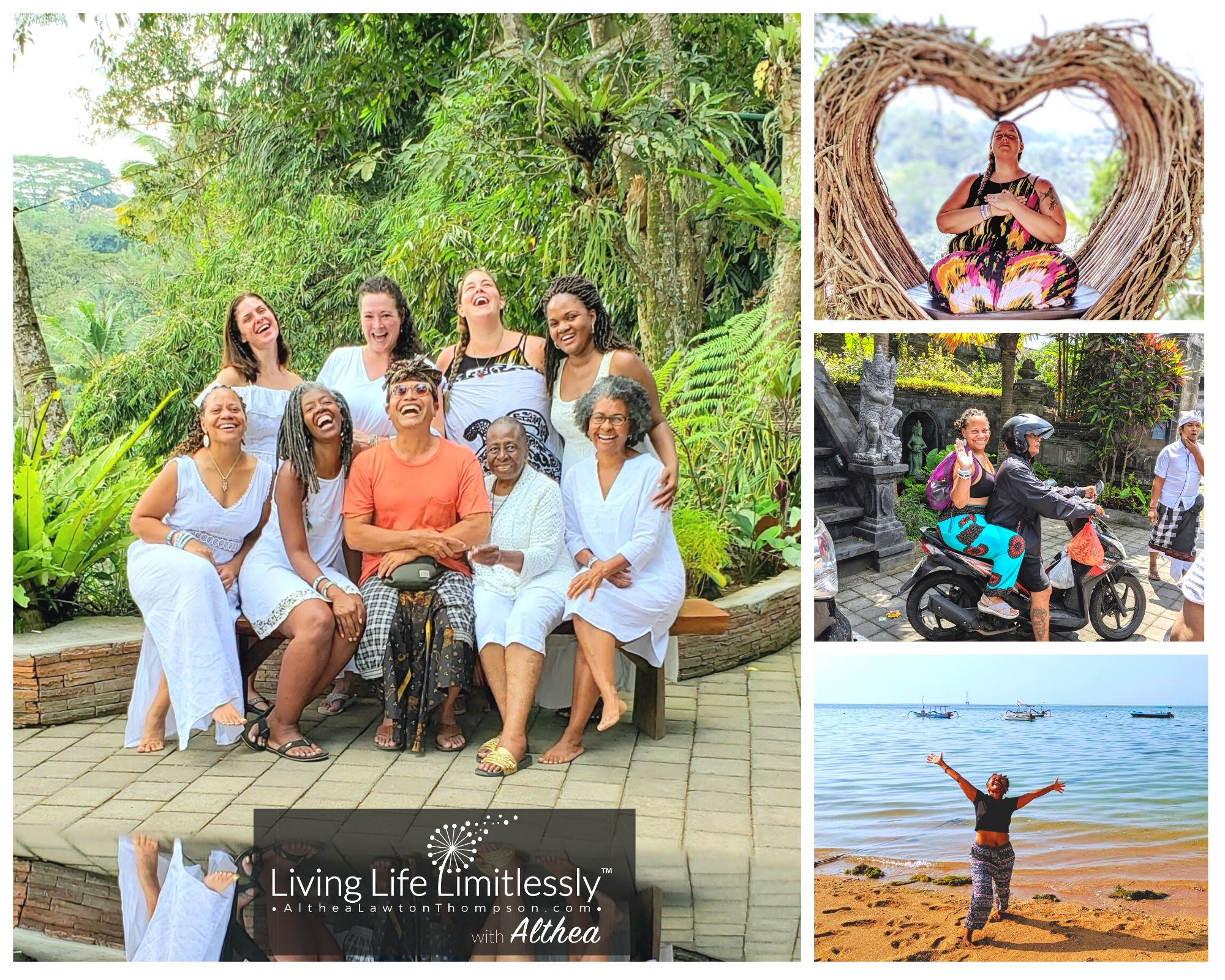 Living Life Limitlessly Qatar-Bali Healing Retreat @ Bali, Indonesia