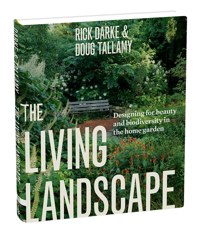 Living Landscape Book Photo