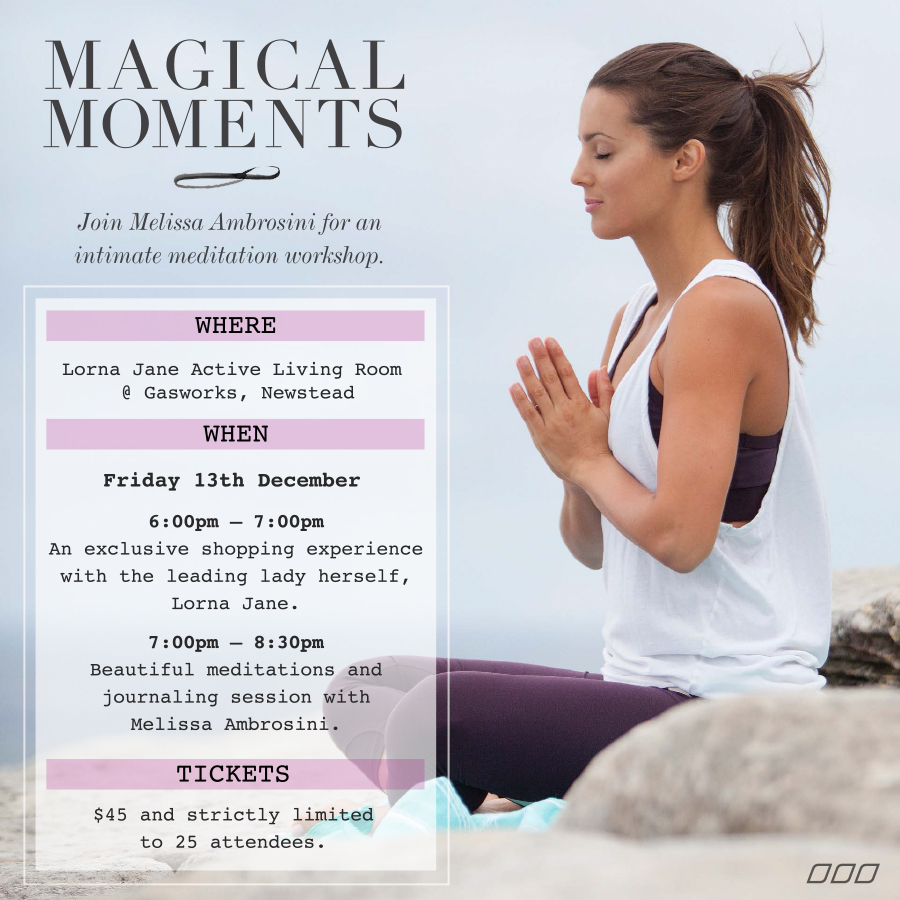 Get Intimate With Melissa Brisbane Exclusive Tickets Fri 13 12 2013 At 7 00 Pm Eventbrite
