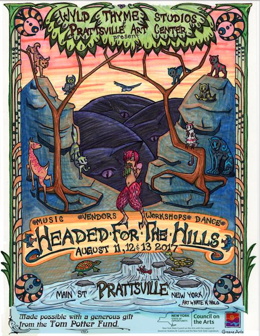 Headed for the Hills Music Festival @ Prattsville Art Center | Prattsville | New York | United States