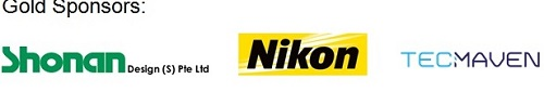 Gold sponsors are Shonan Design, Nikon and Tecmaven