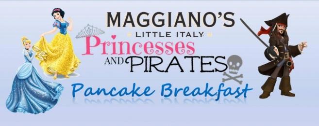 Princesses & Pirates