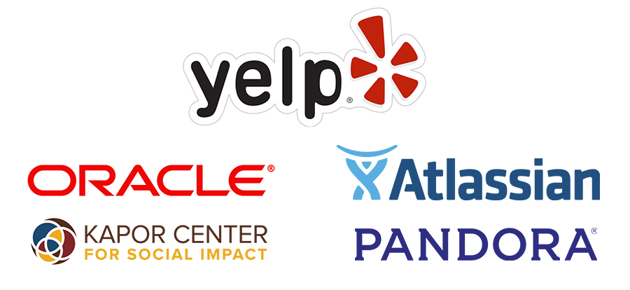 Ability in Tech Sponsors: Yelp, Oracle, Atlassian, Kapor Center for Social Impact, Pandora