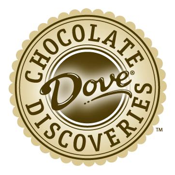 dove chocolate logo