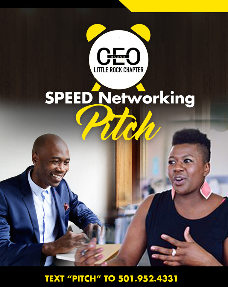 Black CEO Speed Networking Business PITCH Tickets, Thu ...