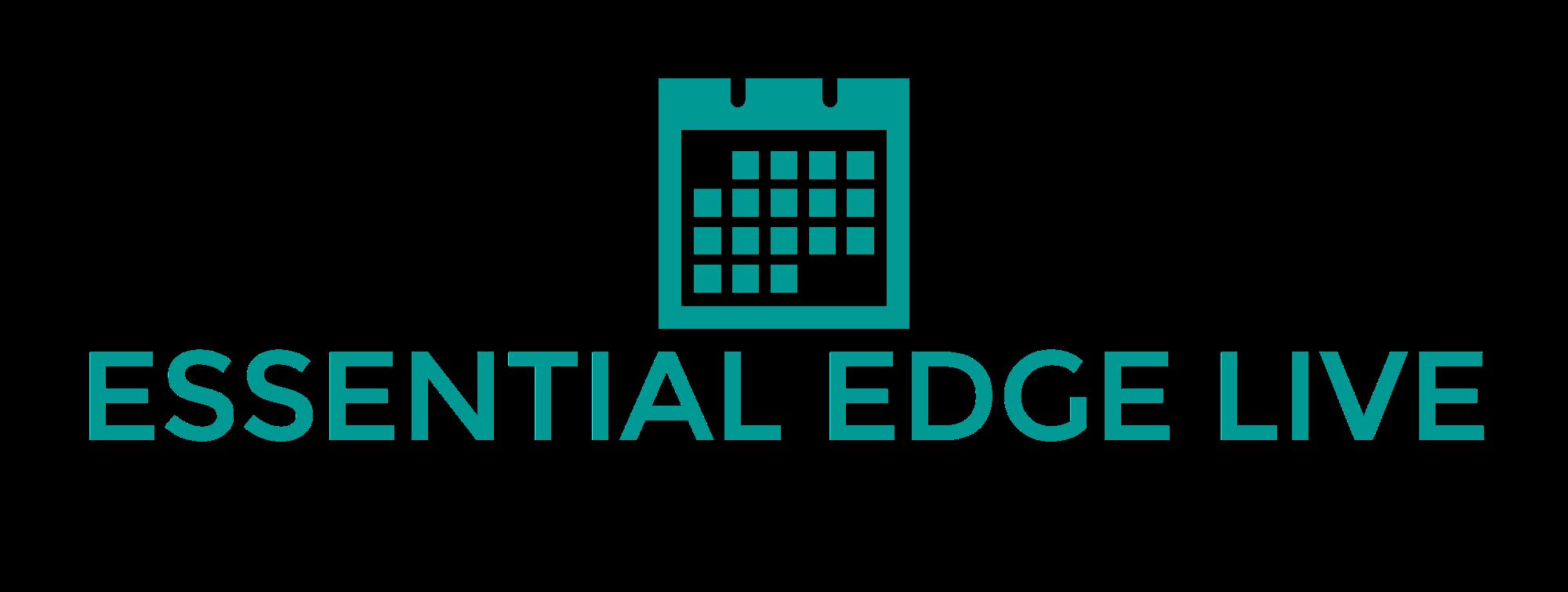 Essential Edge Live 2016 Logo