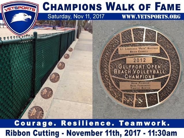 Champions Walk of Fame