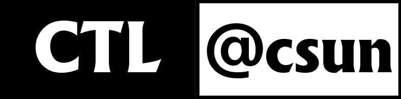 CTL at CSUN logo
