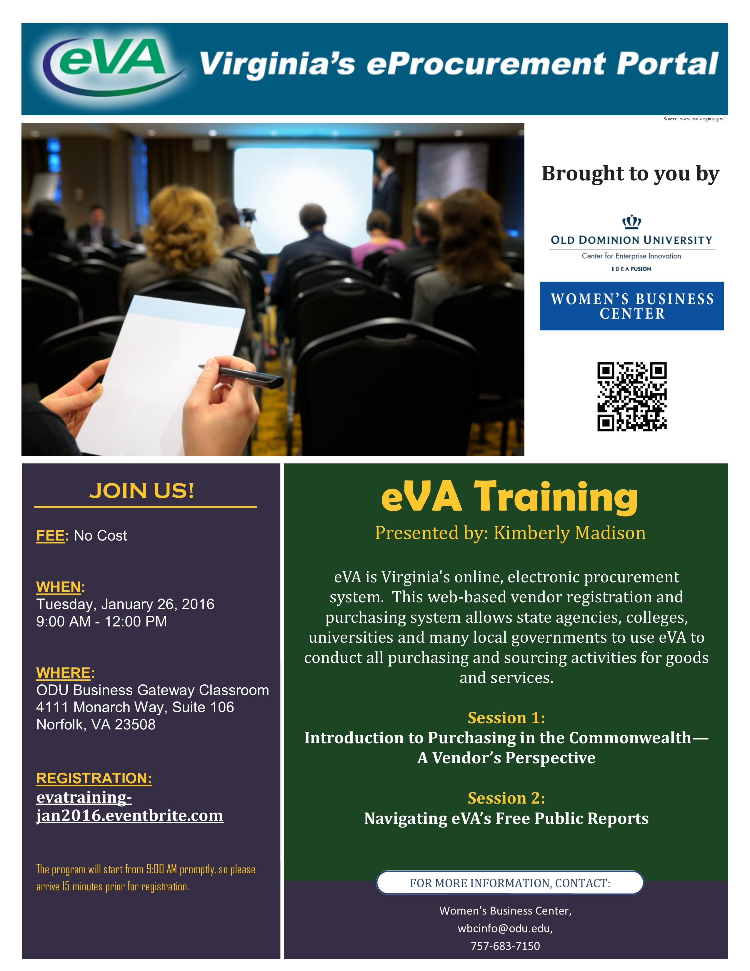 flyer_eva_trainning