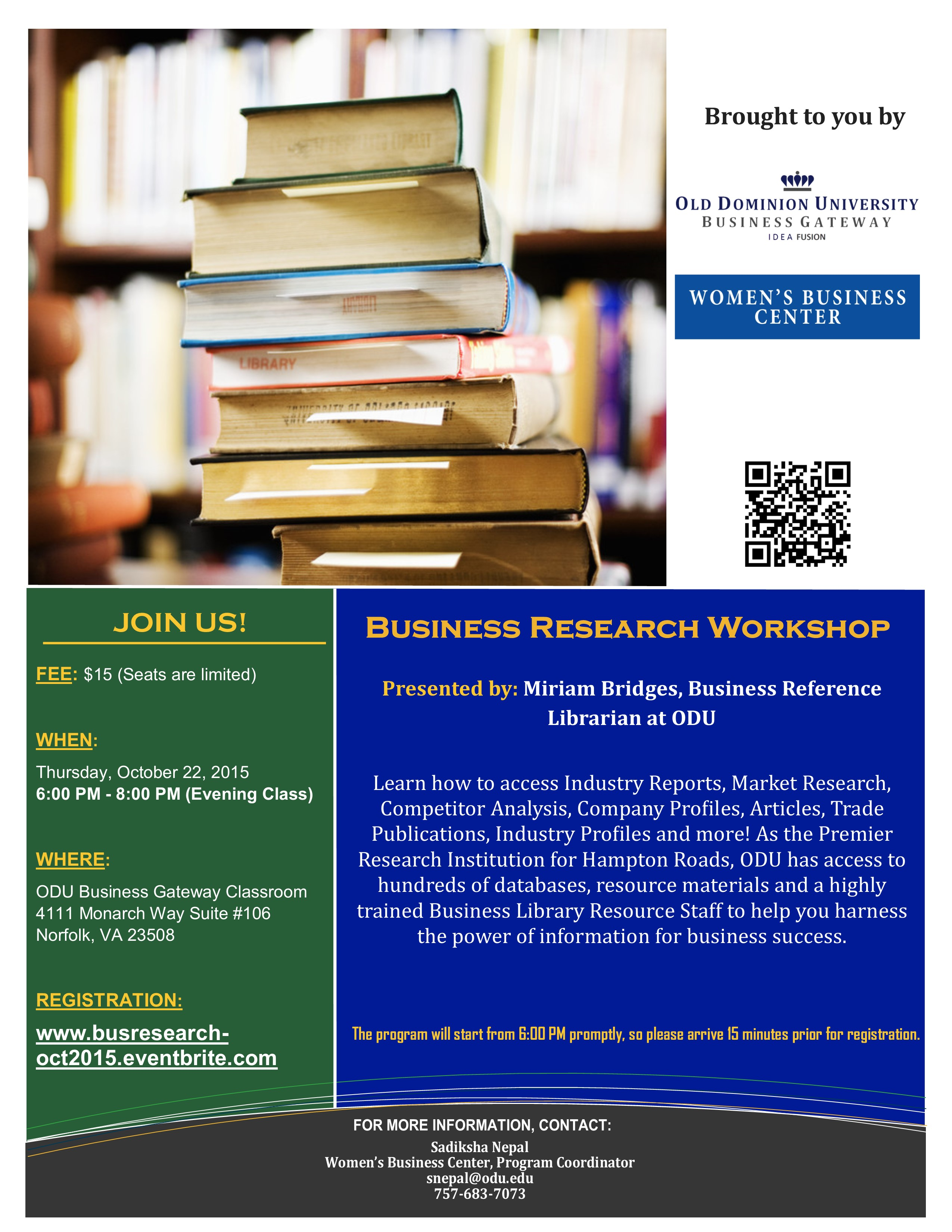 flyer_business_research_workshop